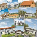 Проекты домов, коттеджей, бань