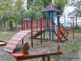Детские площадки из металла